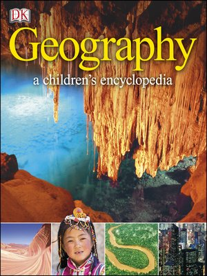 cover image of Geography a Children's Encyclopedia